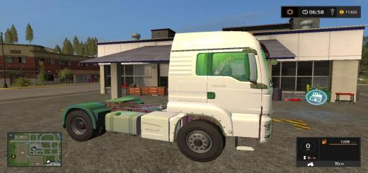 Photo of FS17 – Man Rhd 4X4 V1.0.0.1