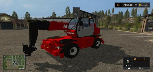 Photo of FS17 – Manitou 2150 V1.0