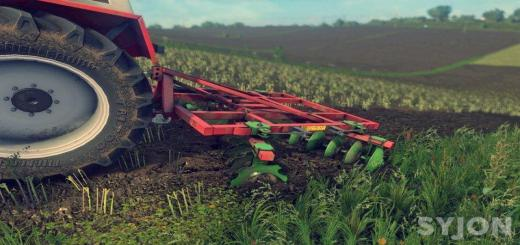 Photo of FS17 – Martech P-315 Disc Harrow V1.0