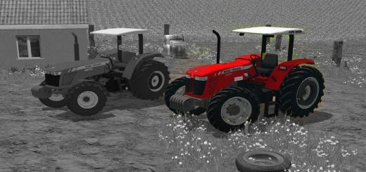 Photo of FS17 – Massey Ferguson 4275 V2.0