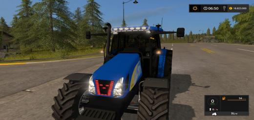 Photo of FS17 – New Holland T5050 V3.0