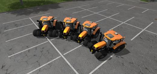 Photo of FS17 – New Holland T6 Gamling Edition V1.0