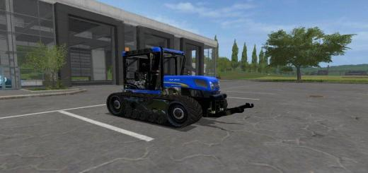 Photo of FS17 – New Holland Tk4060 V1.0