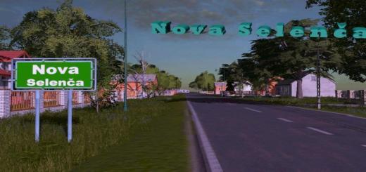 Photo of FS17 – Nova Selenca Çiftlik Haritası V1