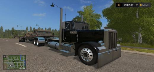 Photo of FS17 – Peterbilt 359 Lowerd V2.0