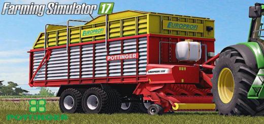 Photo of FS17 – Pottinger Europrofi 5000 V1.0