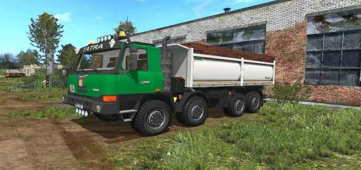 Photo of FS17 – Tatra 815 Terrno1 8X8 V1.0