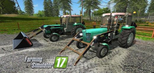 Photo of FS17 – Ursus C4011 Traktör