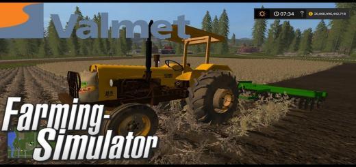 Photo of FS17 – Valmet 85Id Traktör V1.0