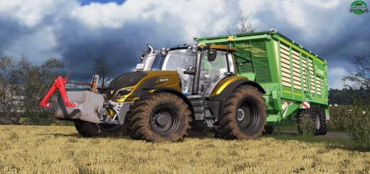 Photo of FS17 – Valtra T Serisi Ltd Mr V1.0
