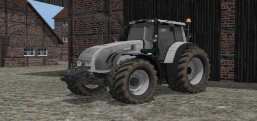 Photo of FS17 – Valtra T163 Gri Traktör V1.0