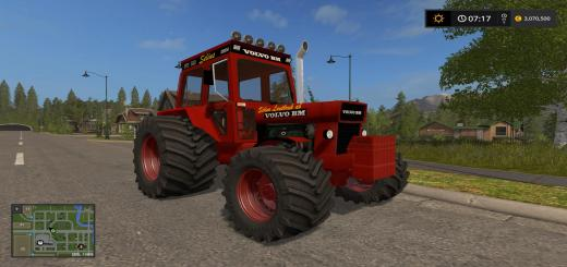 Photo of FS17 – Volvo Bm 2654 Traktör V1.0