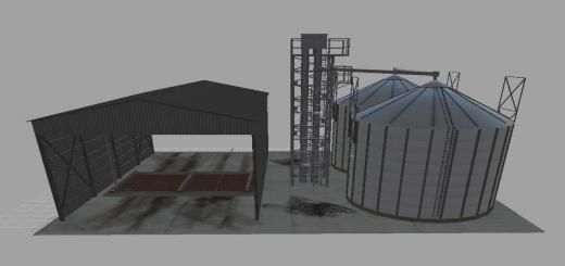 Photo of FS17 – Yerleştirilebilir Çiftlik Silosu V1.1.0