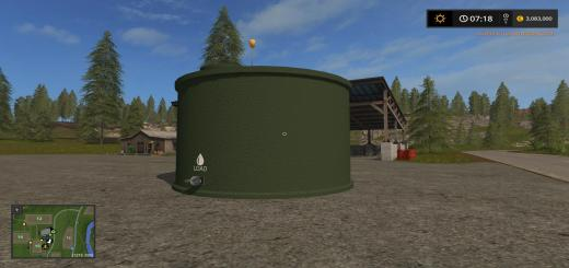 Photo of FS17 – Yerleştirilebilir Su Deposu V1.0