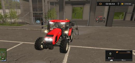 Photo of FS17 – Zetor Proxima 8441 V1.3