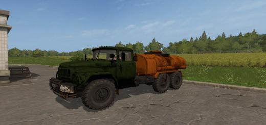 Photo of FS17 – Zil-131 Tank Gasoline V1.2