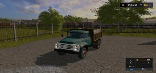 Photo of FS17 – Zil 4502 V5.6