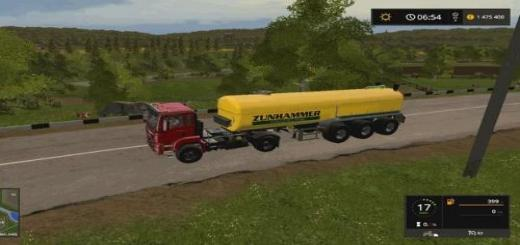 Photo of FS17 – Zunhammer Zubringer V1.1.0