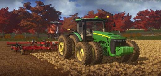 Photo of FS17 – 2010 John Deere 8R Traktör V1.0
