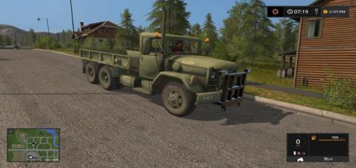 Photo of FS17 – Am General Deuce V2.0