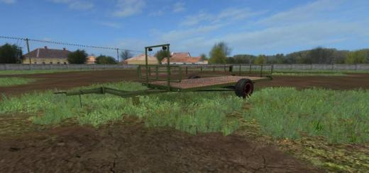Photo of FS17 – Aszk Römork V1.0