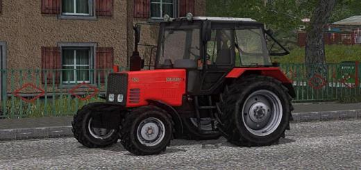 Photo of FS17 – Belarus 820 Traktör V1.0