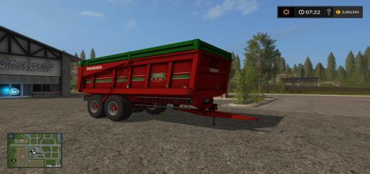Photo of FS17 – Benne Cargo V1.0