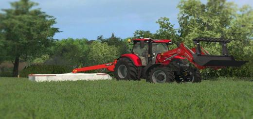 Photo of FS17 – Case Ih Maxxum 2018 V3.0