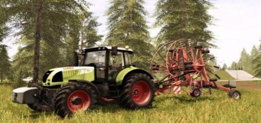 Photo of FS17 – Claas Arion 620 Cebis Traktör V1.0