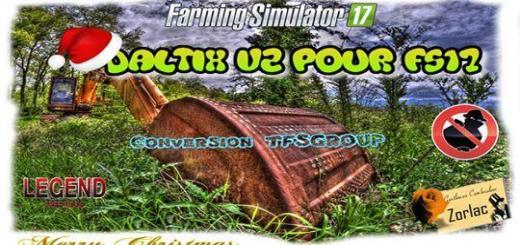 Photo of FS17 – Daltix Çiftlik Haritası V2
