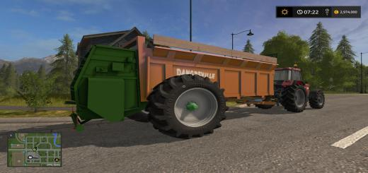 Photo of FS17 – Epandeur Dangreville V1.0