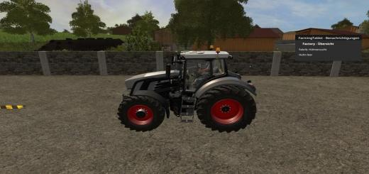 Photo of FS17 – Fendt 900 Siyah Traktör V1.0.9.8