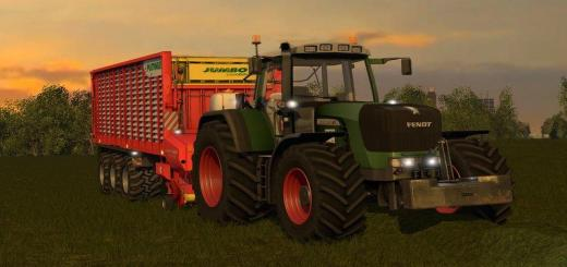 Photo of FS17 – Fendt 916-930 Tms Traktör V1.0.1