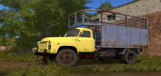 Photo of FS17 – Gaz 52 Kamyon V1.0