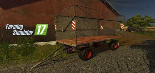 Photo of FS17 – Hw80 Römork V1.0