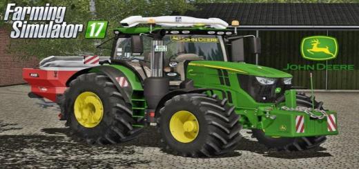 Photo of FS17 – John Deere 6R Serisi Traktör V1.0