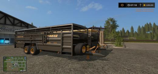 Photo of FS17 – Joskin Betimax Rds 7500 Siyah V1.1