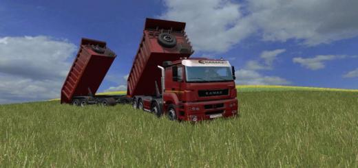 Photo of FS17 – Kamaz 40C V2.0