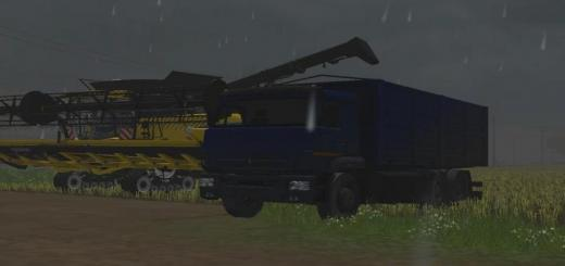 Photo of FS17 – Kamaz 65117 V1.0