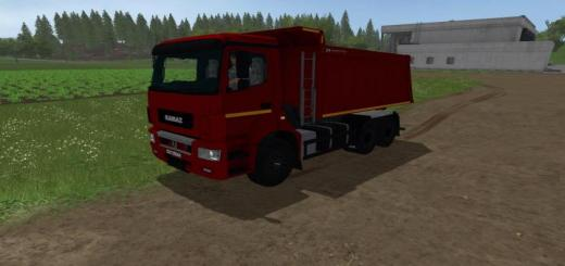 Photo of FS17 – Kamaz 6520 V2.1