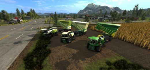 Photo of FS17 – Kargo Paketi V1.0.0.1