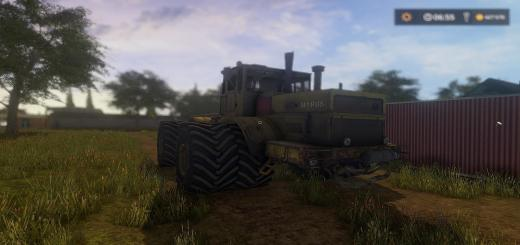 Photo of FS17 – Kirovec K700A Traktör V2.0