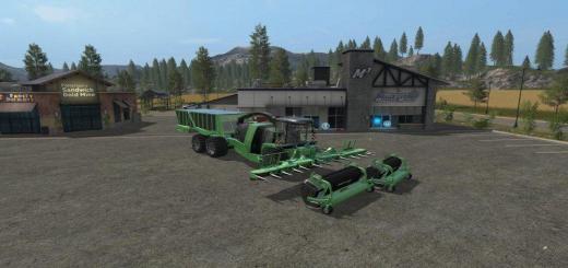 Photo of FS17 – Krone Big X 1100 Cargo V3.0