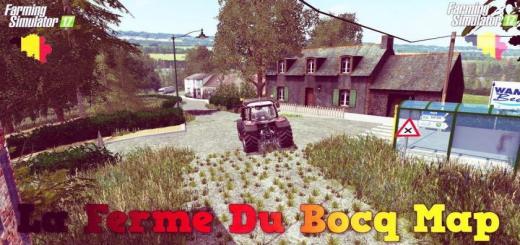 Photo of FS17 – La Ferme Du Bocq Çiftlik Haritası V1.0.2
