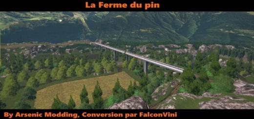 Photo of FS17 – La Ferme Du Pin Çiftlik Haritası V1.0