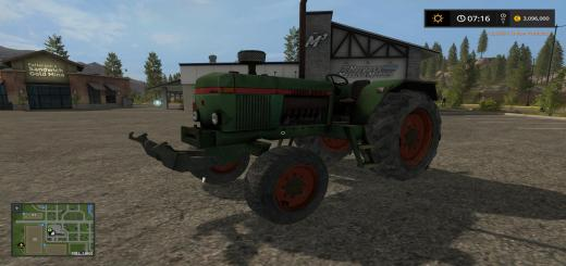 Photo of FS17 – Lizard 2850 Traktör V1.0