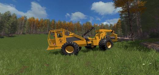 Photo of FS17 – Lokomo 928 Ormancılık Traktörü V1.0