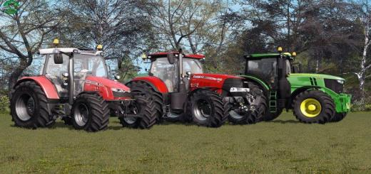 Photo of FS17 – Massey Ferguson 5700S V1.0