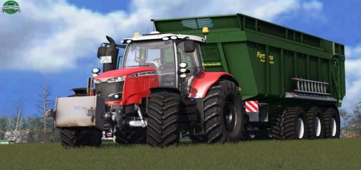 Photo of FS17 – Massey Ferguson 7700S Mr V1.0