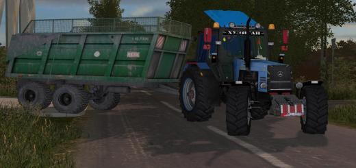 Photo of FS17 – Mtz 1221 Traktör